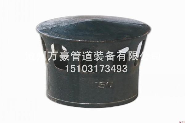 铸铁W型透气帽